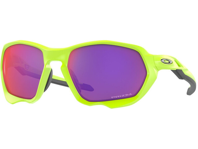 Oakley Plazma Sunglasses Men matte retina burn/prizm road